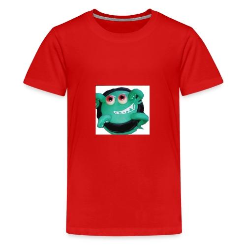 20180610 075251 spaß - Teenager Premium T-Shirt