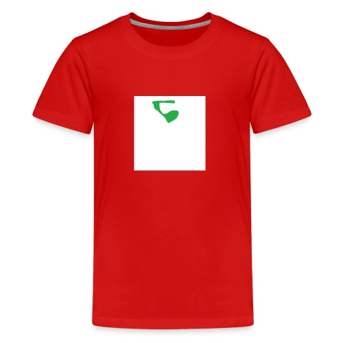 Decerion-Line - Teenager Premium T-Shirt