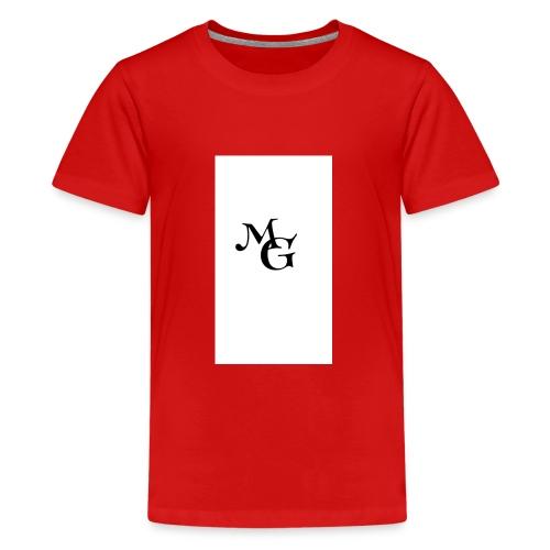 sketch 1524731770420 - Koszulka młodzieżowa Premium