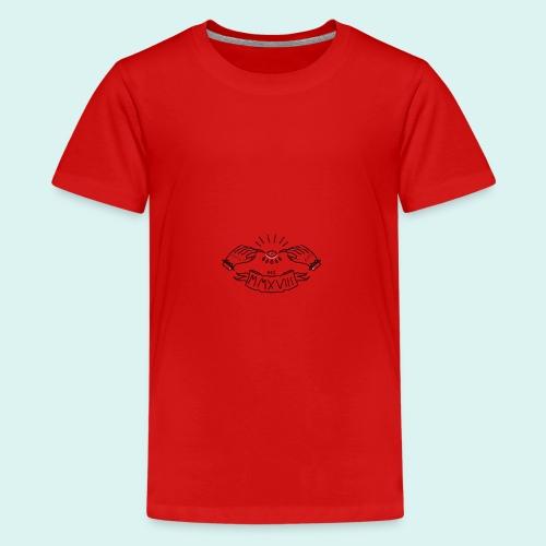 La Rola - Camiseta premium adolescente