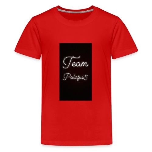 IMG 20180626 084605 424 - Teenager Premium T-Shirt