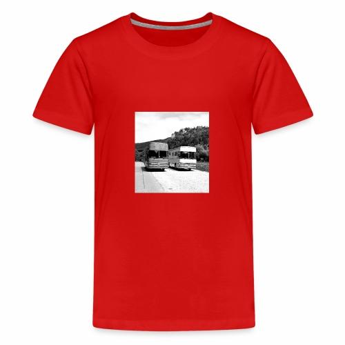 Old Bus - Teenager Premium T-Shirt