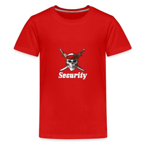 Security - Camiseta premium adolescente