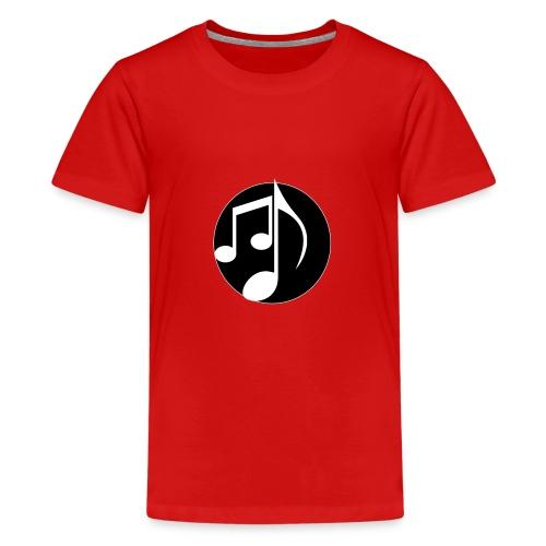 music note: MIGI WEAR - Teenager Premium T-shirt