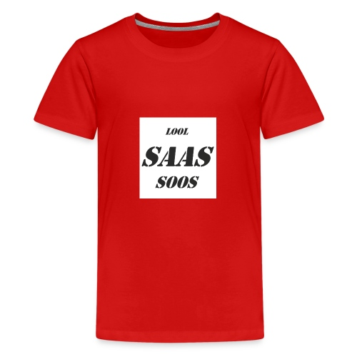 Saas - Teenager Premium T-Shirt