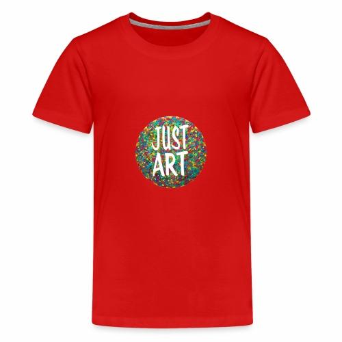 Kunst Edih Lassiat - Teenager Premium T-Shirt