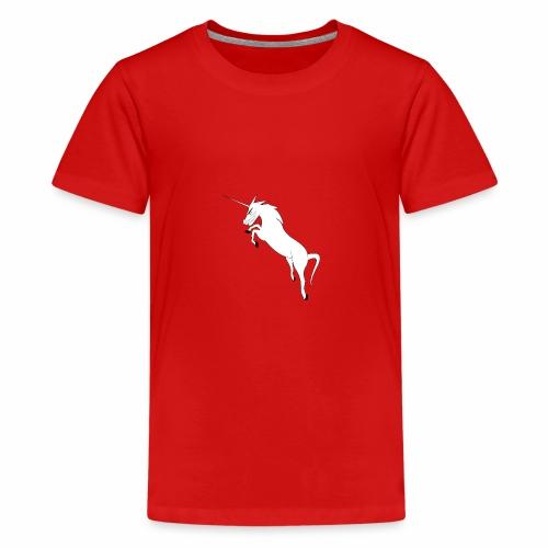 Oh yeah - T-shirt Premium Ado