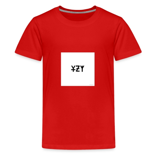 SHIRTS - Teenager premium T-shirt