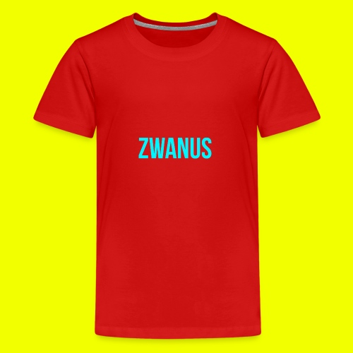 zwanus - Teenager Premium T-shirt