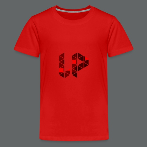 Red Devil - LätzPläy - Teenager Premium T-Shirt