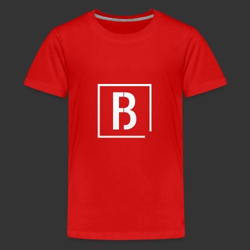 Bitfctry New Logo - Teenager Premium T-Shirt