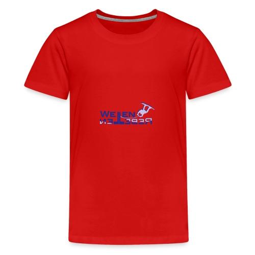 Wellenrebellen - Teenager Premium T-Shirt