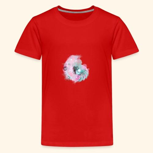 space shell7 - Premium-T-shirt tonåring