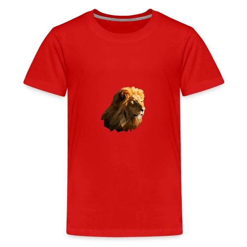 Löwe - Teenager Premium T-Shirt