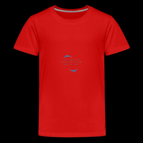 Ne jamais sous estimer une fille - T-shirt Premium Ado