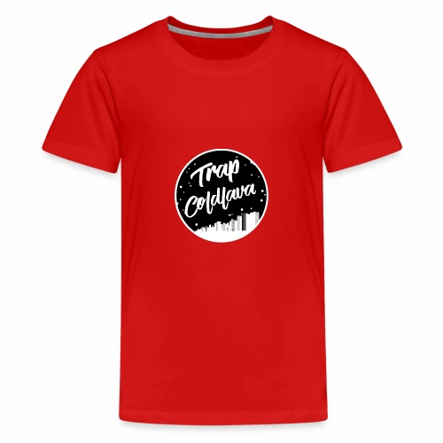TrapColdLava - Teenage Premium T-Shirt