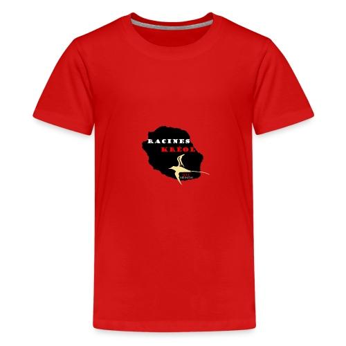 RACINES KREOL - T-shirt Premium Ado