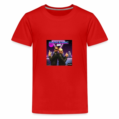 RETRO BEAST MOOD - Premium-T-shirt tonåring