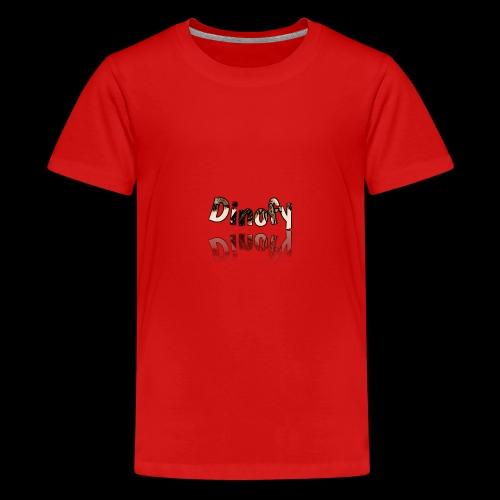 MY NAME TOO - Teenager Premium T-Shirt