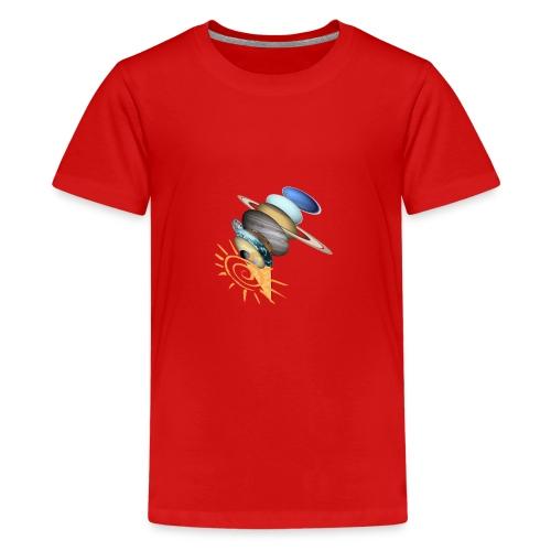 GalaktischesEis - Teenager Premium T-Shirt