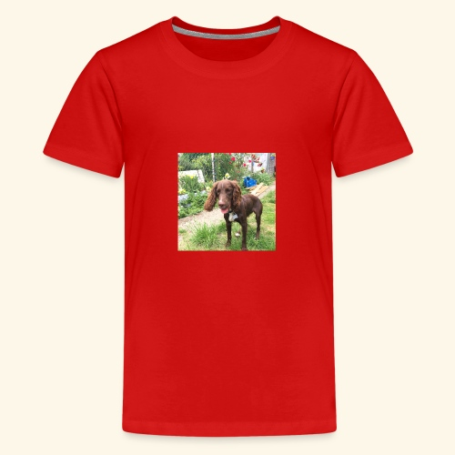 RudyTheDoggy - Teenage Premium T-Shirt