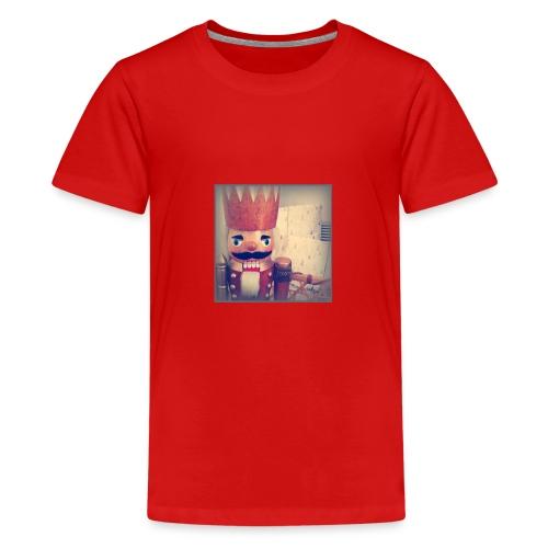 Nussknacker - Teenager Premium T-Shirt