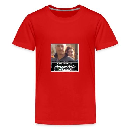 Franco e Feli di Apocalypse zombie - Maglietta Premium per ragazzi