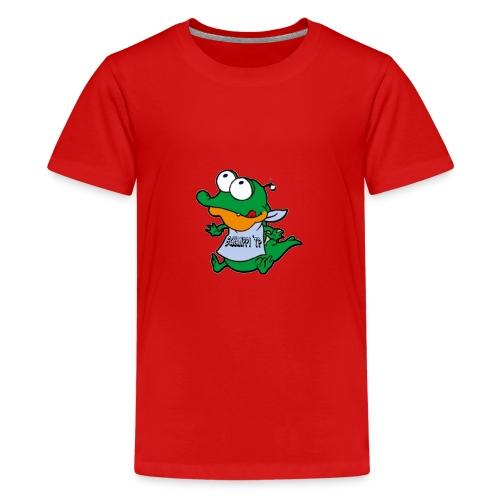 Korpels Schnappi 't? - Teenager Premium T-shirt