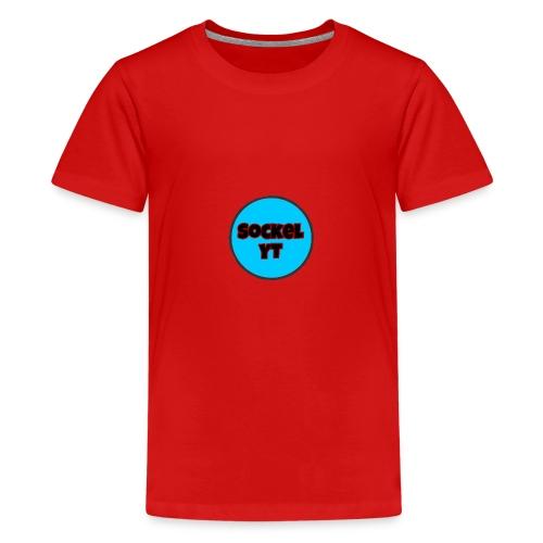 Logo - Teenager Premium T-Shirt
