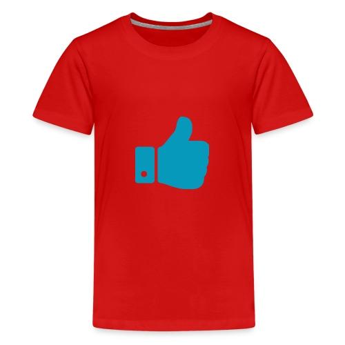 t shirt thumb - Teenager Premium T-Shirt