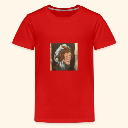 She - Teenage Premium T-Shirt