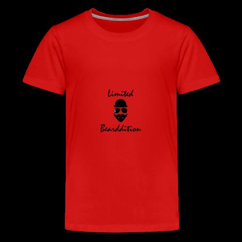 Limited Bearddition - Teenager Premium T-Shirt