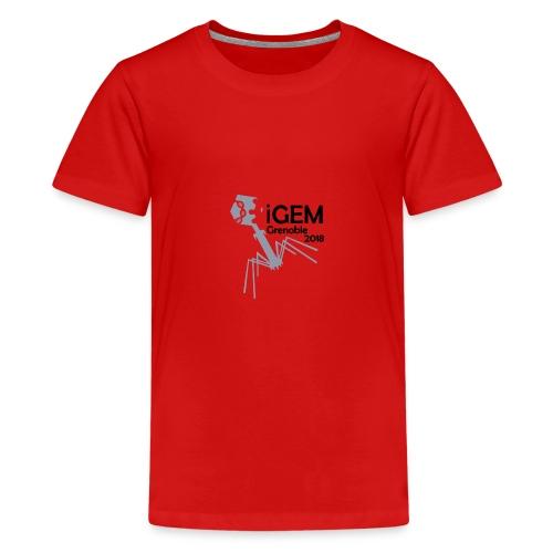 Logo iGEM - T-shirt Premium Ado