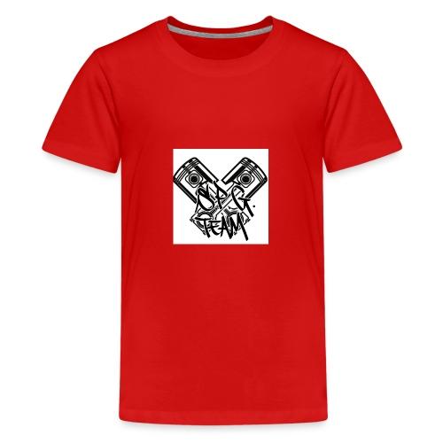 Logo SPG Team - Maglietta Premium per ragazzi