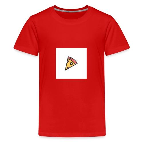 Pizza - Teenager Premium T-Shirt