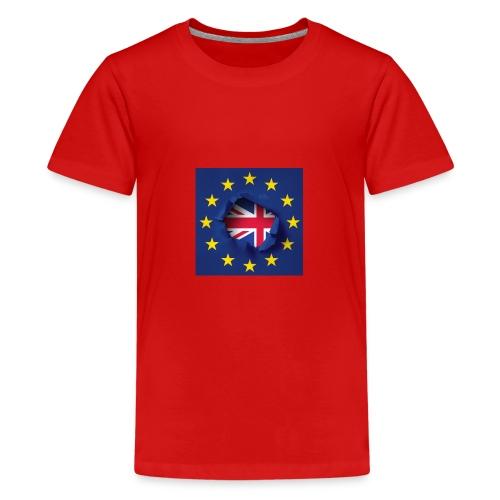 Brexit Britain - Teenage Premium T-Shirt