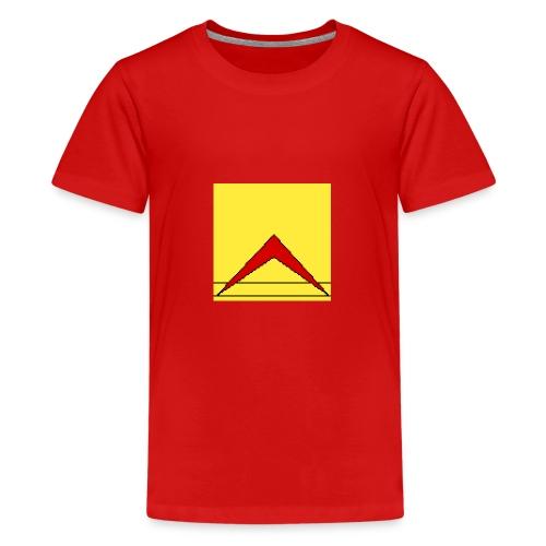 Twangel - Premium-T-shirt tonåring