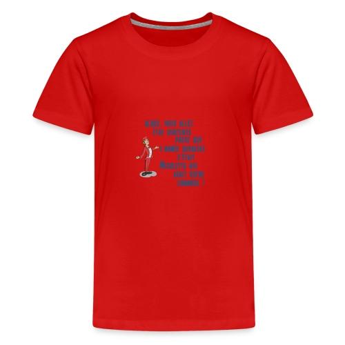 Nicoletta - T-shirt Premium Ado