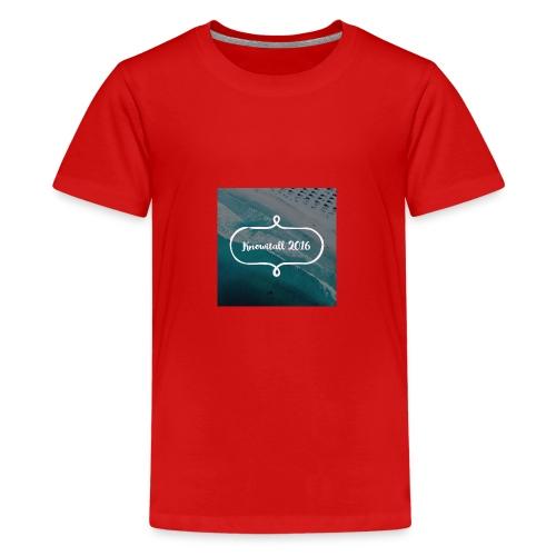 Knowitall 2016 - Teenage Premium T-Shirt