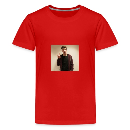 Shawn Mendes - Teenager Premium T-shirt