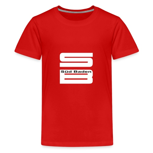 2 - Teenager Premium T-Shirt