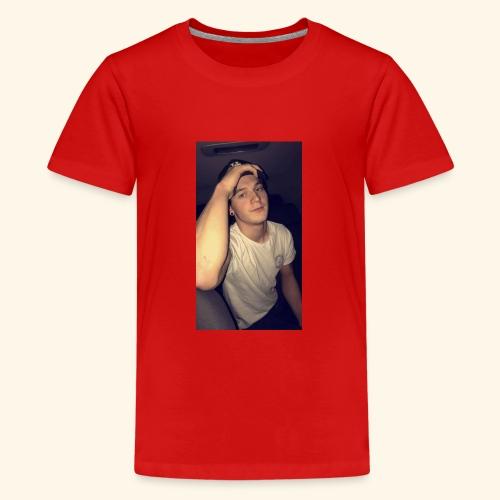 hansi - Premium T-skjorte for tenåringer