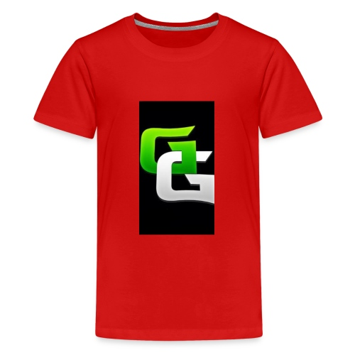 GG Pulver - Teenager Premium T-Shirt
