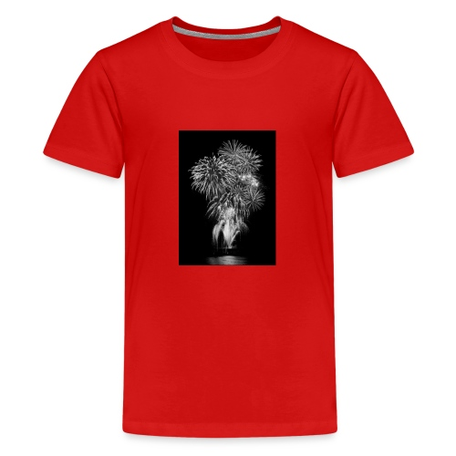 Veranstalter Scchulz - Teenager Premium T-Shirt