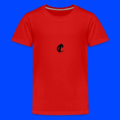 IC HYBRID - Teenage Premium T-Shirt