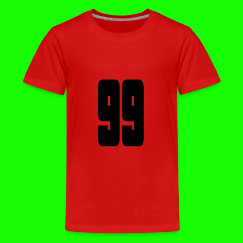 99gross - Teenager Premium T-Shirt