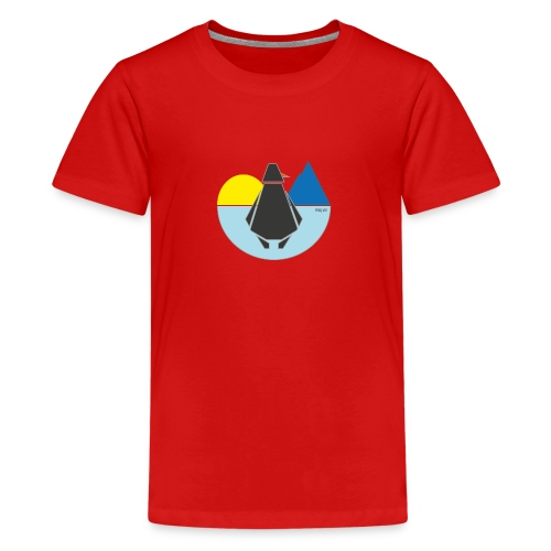 ping us - T-shirt Premium Ado