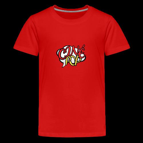 Soutenez le CINÉPOP en achetant nos t-shirts ! - T-shirt Premium Ado
