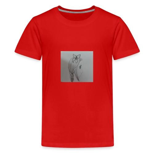 romance - T-shirt Premium Ado