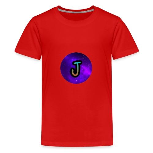 phonto - Teenage Premium T-Shirt
